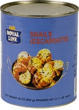 Royal Line Snails Taiwan (12x800g)