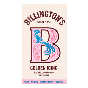 Billington's Golden Icing Sugar 10x500g