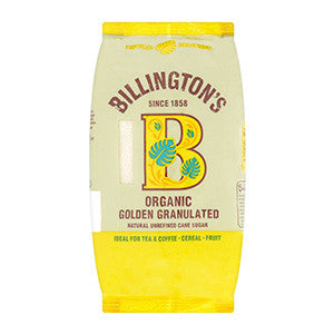 Billington's Granulated Organic 10x500g