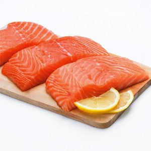 Ocean King Skinless Salmon Portions 25x200g