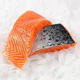 Ocean King Skin On Salmon Portions 25x200g