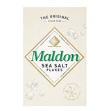 Maldon Sea Salt Flakes 12x240g