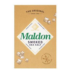 Maldon Smoked Sea Salt 12x125g