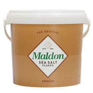 Maldon Smoked Sea Salt 1.5kg