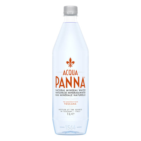 Acqua Panna Still Mineral Water PET (12x1L)