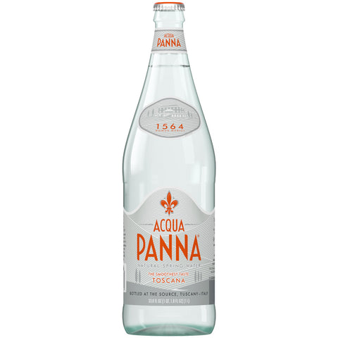 Acqua Panna Still Mineral Water 12x1L