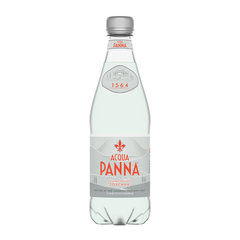 Acqua Panna Still Mineral Water Plastic PET (24x500ml)