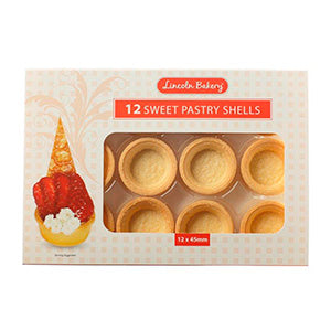 Sweet Pastry Shell 80mm