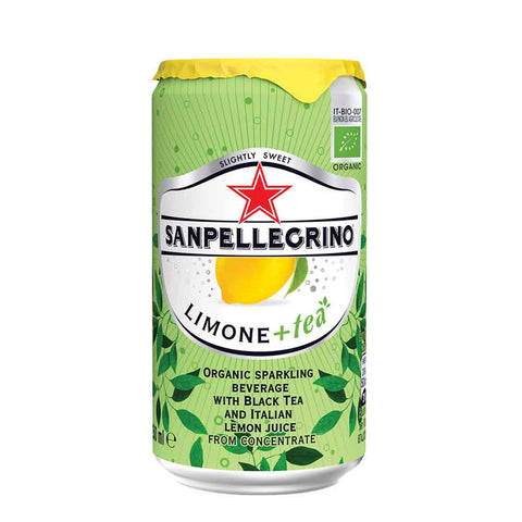 Sanpellegrino Sparkling Tea Lemon 4x6x250ml