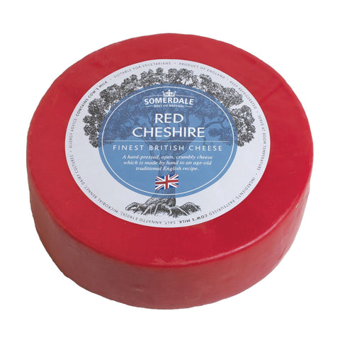 Somerdale Red Cheshire with Red Wax (1x3Kg)
