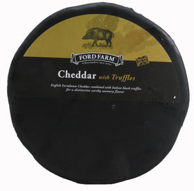 Ford Farm Cheddar with Truffle Waxed (2x2.4Kg)