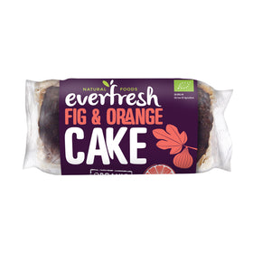 Everfresh Fig & Orange Cake 8x400g