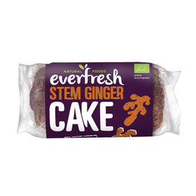 Everfresh Stem Ginger Cake 8x400g