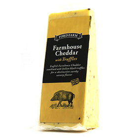 Ford Farm Cheddar with Truffle (12x200g)
