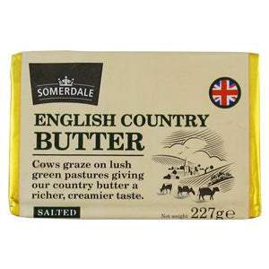 BUTTER SOMERDALE 20X227G