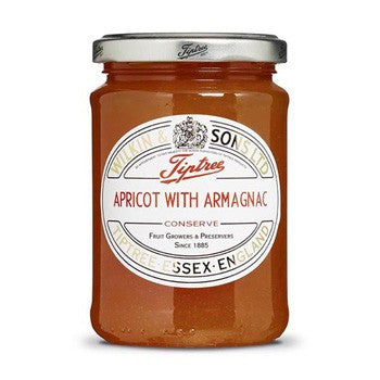 Tiptree Apricot with Armagnac Conserve 6x340g