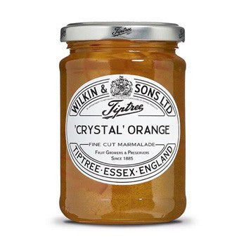 Tiptree Crystal Orange Marmalade 6x340g