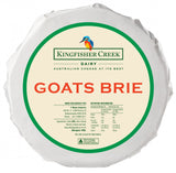 Kingfisher Creek Goats Brie 2x700g