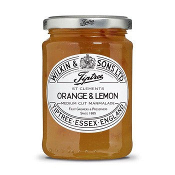 Tiptree St Clements Orange & Lemon Marmalade 6x340g