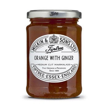 Tiptree Orange & Ginger Marmalade 6x340g