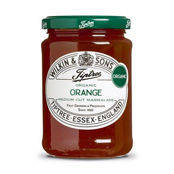 Tiptree Organic Orange Marmalade 6x340g
