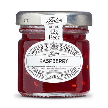 Tiptree Raspberry Jam 3x24x28g