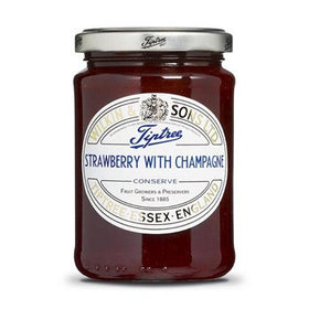 Tiptree Strawberry with Champagne Conserve 6x340g