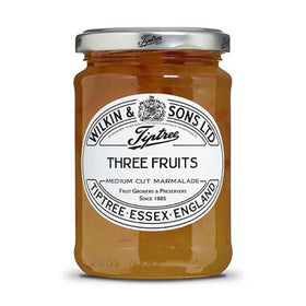 Tiptree Three Fruits Marmalade (6x340g)