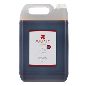 Heilala Vanilla Extract Double Fold 1x5L Bottle