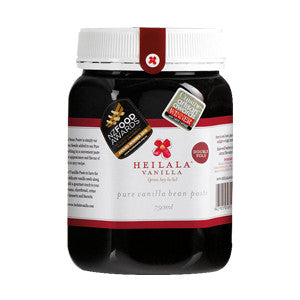 Heilala Vanilla Paste Double Fold 10x750ml Jar