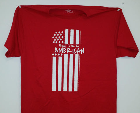 Proud To Be An American Tee Shirt