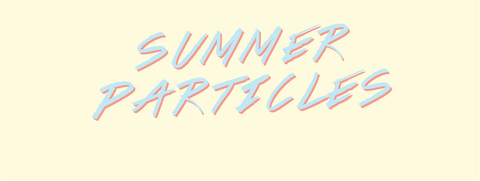 Summer particles