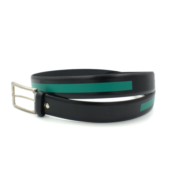 black and green belt michael guérisse oleary brussels concept store