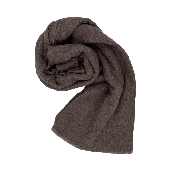 Caléido Brown Scarf