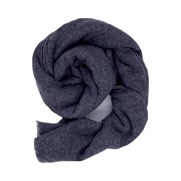Caléido Dark Grey Scarf