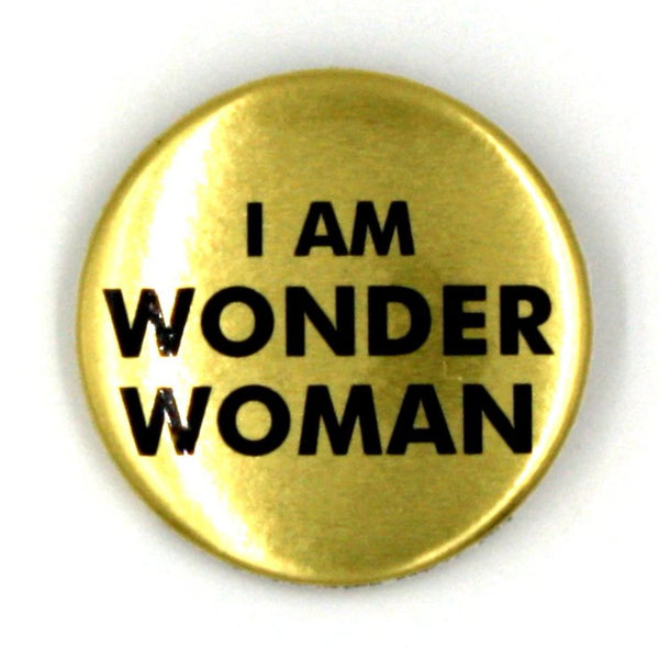 """I am a wonderwoman"""