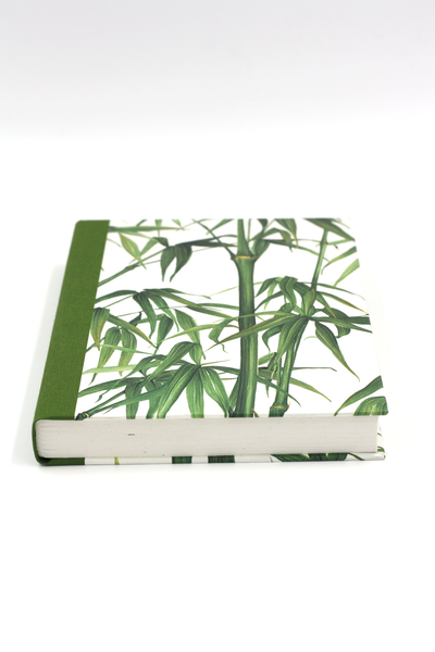 Notebook green bamboo atelier vo brussels concept store