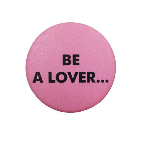 be a lover badge olivia hainaut ernest concept store