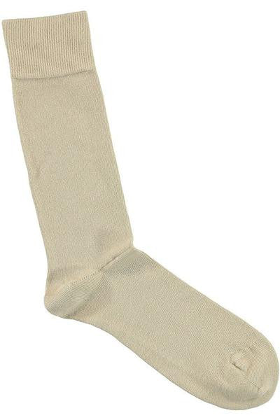 beige casual socks escuyer brussels concept store two