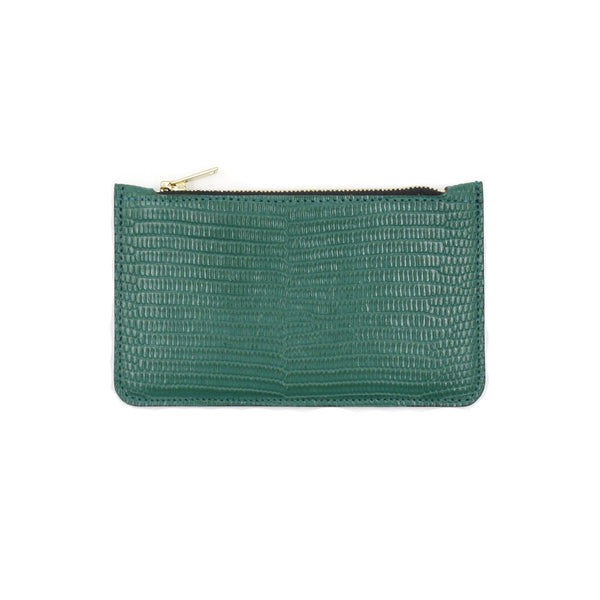 brussels concept store michael guérisse mini pouch  green