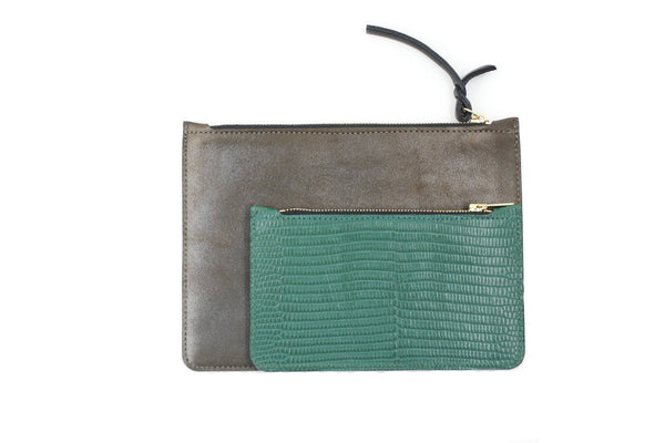 brussels concept store michael guérisse mini pouch medium one