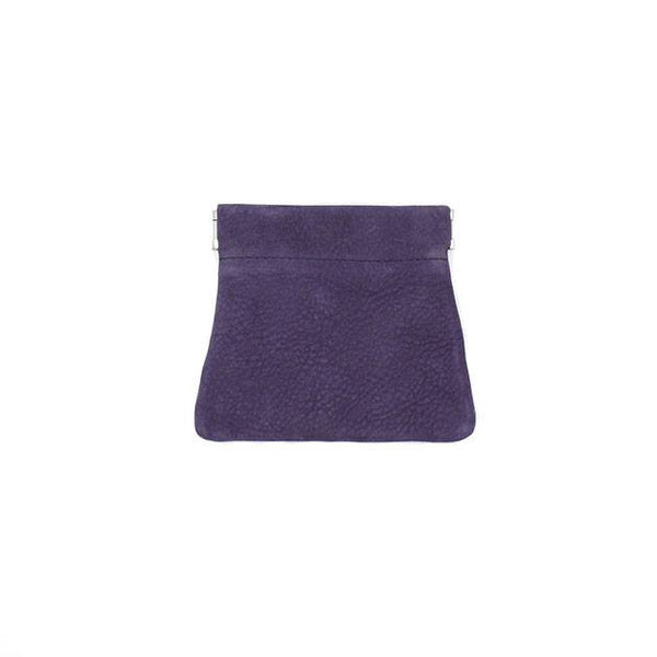 brussels concept store michael guérisse snap top coin purse violet