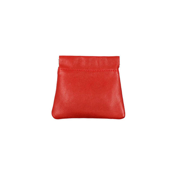 brussels concept store michael guérisse snap top coin purse red