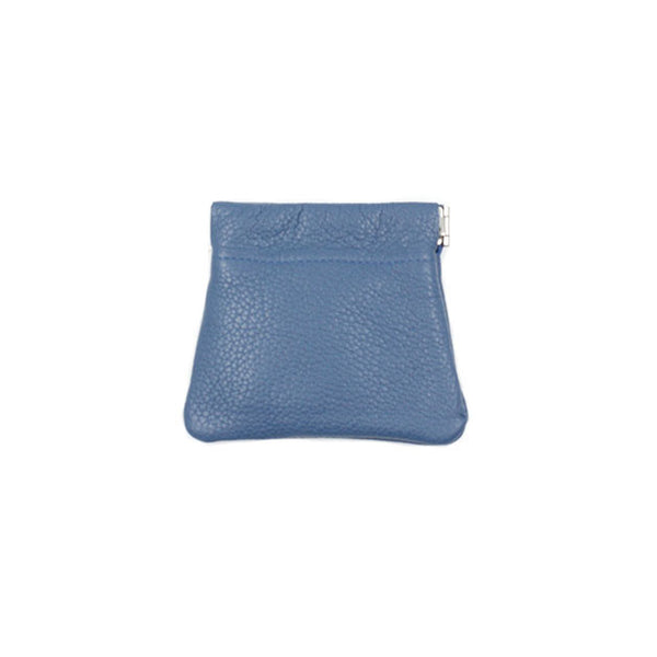 brussels concept store michael guérisse snap top coin purse light blue