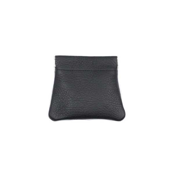 brussels concept store michael guérisse snap top coin purse black