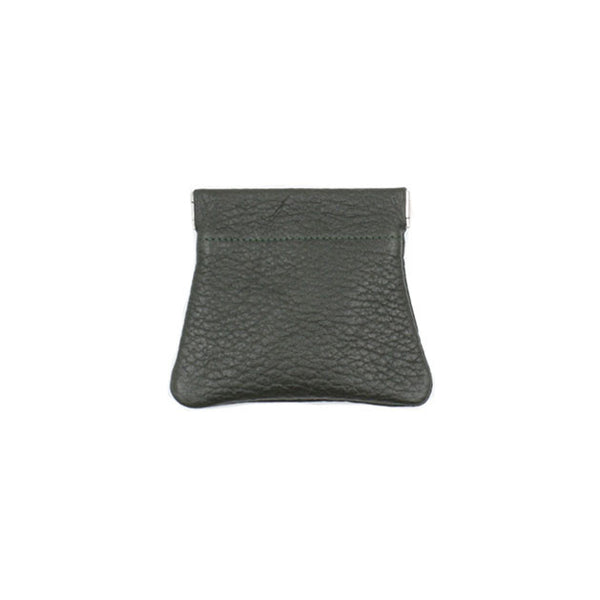 brussels concept store michael guérisse snap top coin purse khaki