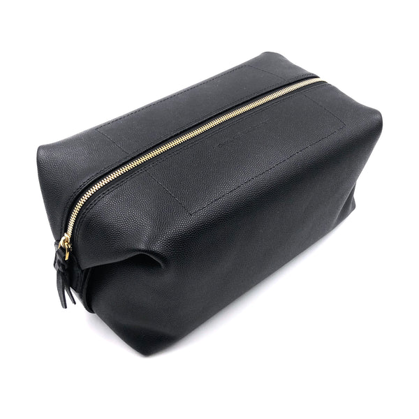 Caviar Black Travel Case