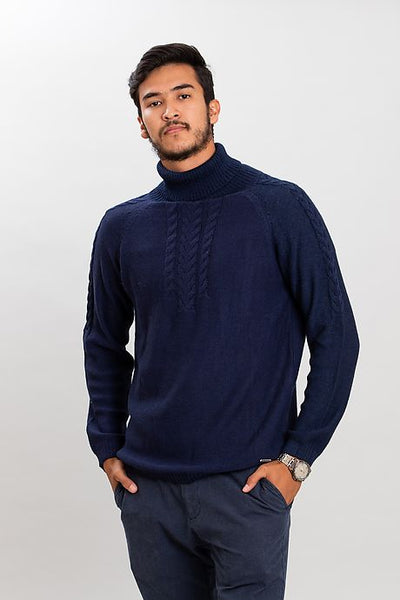 Sweater Pawkar Blue