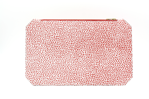 red white pouch michael guerisse oleary brussels concept store back