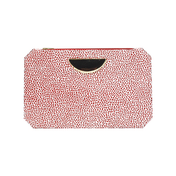 red white pouch michael guerisse oleary brussels concept store